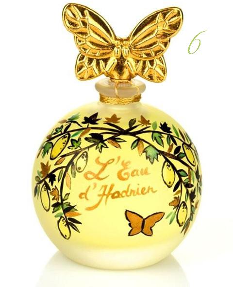 سادس أغلى عطر في العالم اسم العطر Annick Goutal's Eau d'Hadrien.. $1,500